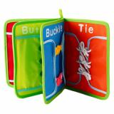 Enjoybay Baby Montessori Cloth Book-4