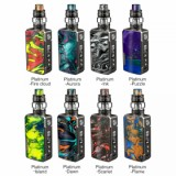177W VOOPOO Drag 2 Platinum TC Kit with UFORCE T2 - Platinum-Ink Standard Edition-1