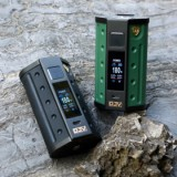 180W DEJAVU DJV D7 Touch Screen TC Box MOD - Black-5