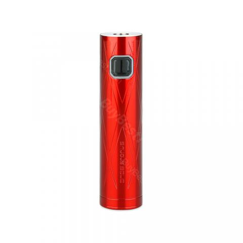 cheap Wismec Sinuous Solo Battery - 2300mAh, Red