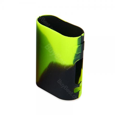 cheap Vapesoon Silicone Case for Eleaf Pico - Black/Green