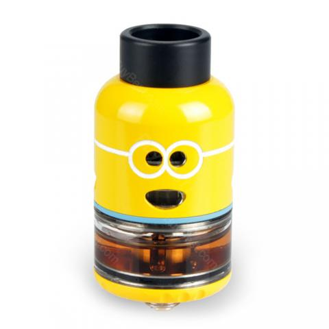 cheap Ample Pixy RDTA Tank - 4.5ml, Yellow