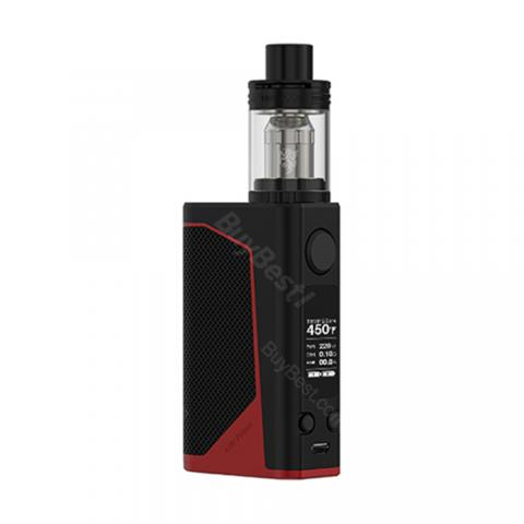 cheap 228W Joyetech eVic Primo 2.0 Kit with UNIMAX 2 Atomizer - Black/Red