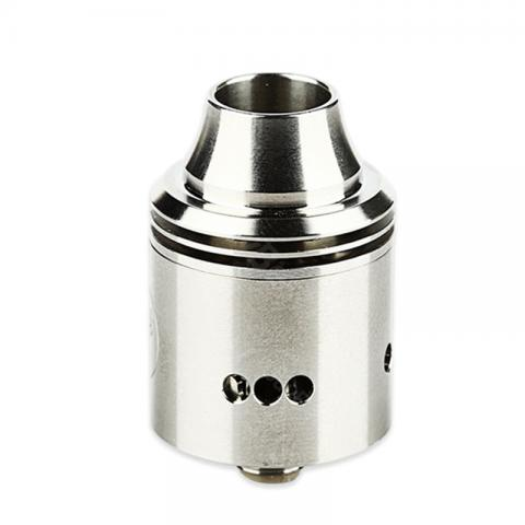 cheap WISMEC Indestructible RDA Rebuildable Atomizer - Silver