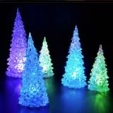 G&T LED Mini Crystal Christmas Tree - White-4
