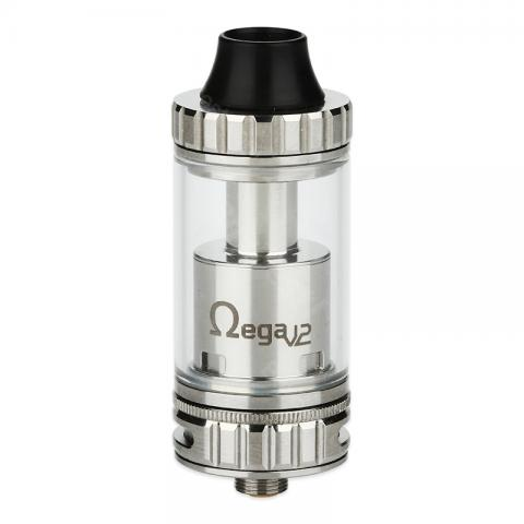 cheap Advken Ohmega V2 RTA Tank - 4.5ml, SS