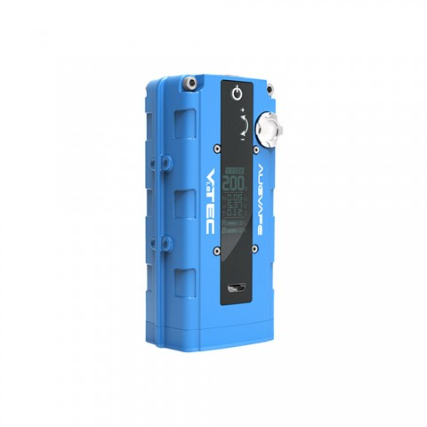 cheap 200W AUGVAPE VTEC1.8 TC Box MOD - Blue