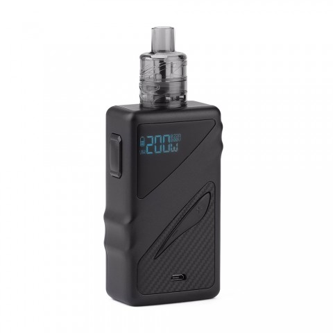 200W Smoant Taggerz TC Kit with Taggerz Disposable Tank
