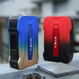 215W Tesla WYE II TC Box MOD - Black/Red-1