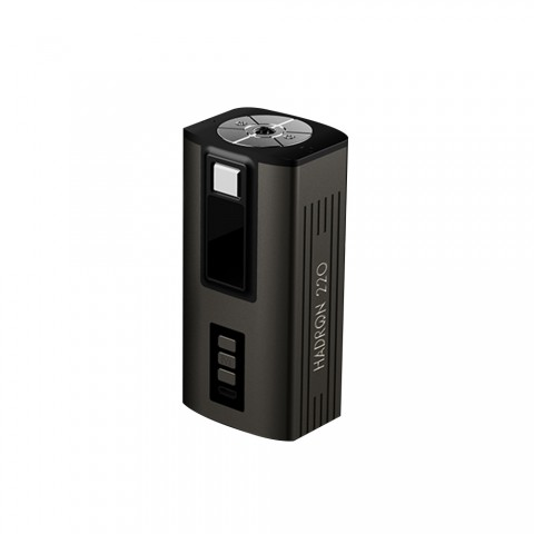 cheap 220W Steam Crave HADRON 220 TC Box MOD with YIHI Chipset  - Black
