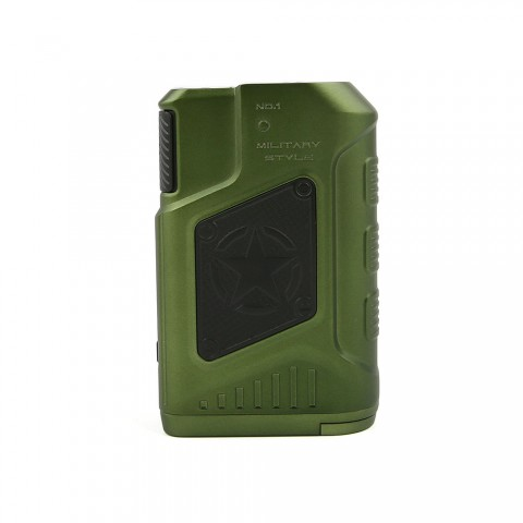 cheap 220W Tesla P226 TC Box Mod - Green