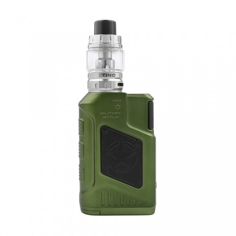 cheap 220W Tesla P226 TC Kit with Citrine Tind Tank - Green
