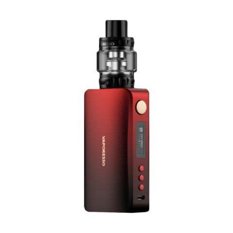 cheap 220W Vaporesso GEN TC Kit with SKRR-S Tank, Black Red
