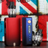 220W Vaporesso GEN TC Kit with SKRR-S Tank, Black Red-5