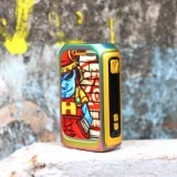 220W Vzone Graffiti TC Box Mod - 7-Color-2