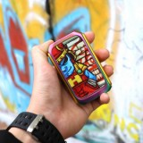 220W Vzone Graffiti TC Box Mod - 7-Color-3