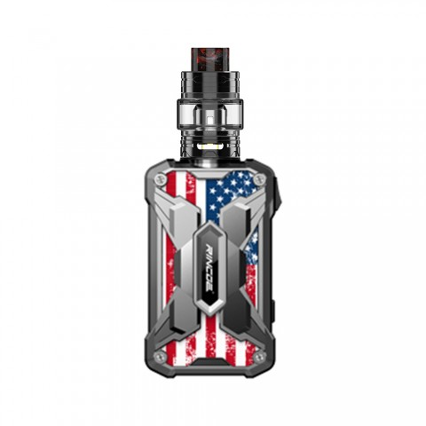 228W Rincoe Mechman TC Kit with Mesh Tank