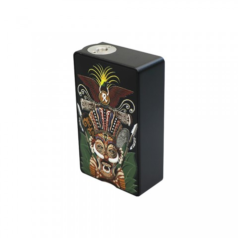 cheap 245W Hippovape VIVA Box Mod - Black