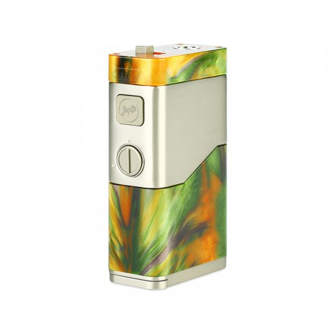 cheap 250W WISMEC Luxotic NC Box MOD - Green Resin