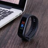 Mrs Win Y5 Smart Bracelet Sport Heart Rate Monitor - Black-3
