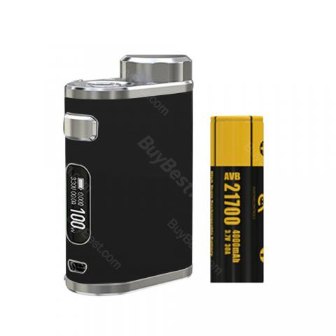cheap 100W Eleaf iStick Pico 21700 TC MOD 4000mAh with 21700 Battery