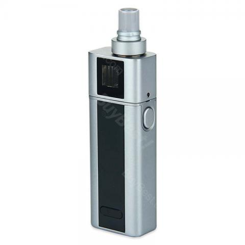cheap 80W Joyetech Cuboid Mini Full Kit - 2400mAh, Grey