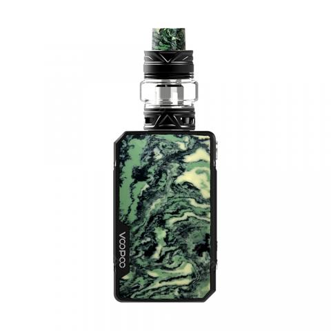 cheap 117W VOOPOO Drag Mini TC Kit 4400mAh with UFORCE T2 Tank - Type A 5ml