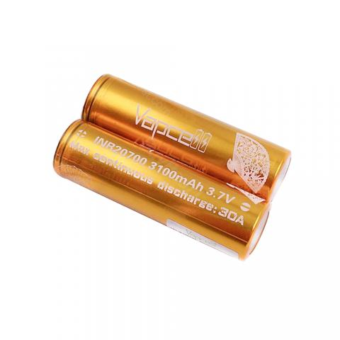 Vapcell INR20700 3100mAh 30A Battery