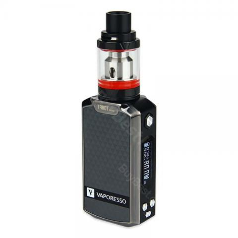 cheap 80W Vaporesso Tarot Nano TC Starter Kit - 2500mAh, Metallic Grey