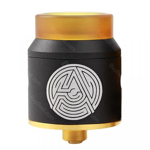 cheap Advken Artha RDA Atomizer - Black TPD Edition