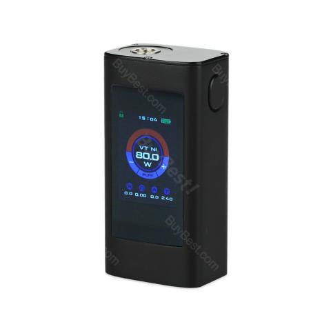 cheap 80W Joyetech OCULAR Touchscreen TC MOD Battery - 5000mAh, Black