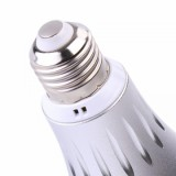 Smart LED Light Wireless Bulb Lamp Remote Control - Silver-2