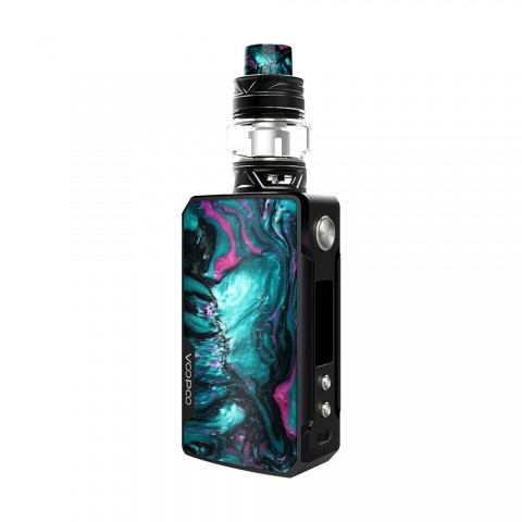 cheap 177W VOOPOO Drag 2 TC Kit with UFORCE T2 Tank - Type A 5ml