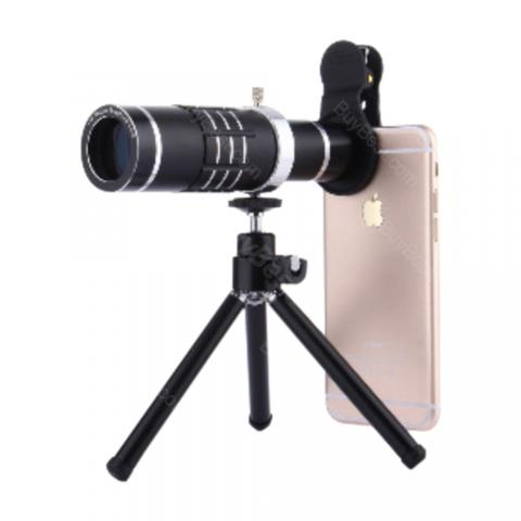 18X HD Telephoto Lens for iPhone/SAMSUNG/Xiaomi