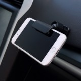 ET Archimedes Gravity Car Phone Holder - Black-1