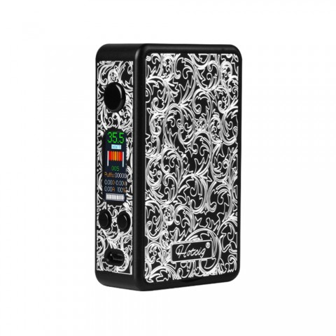 cheap Hotcig R150S TC Box MOD - Black