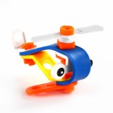 best Enjoybay Building Block Soft Assembly Screw Tool Education Toy - Type A