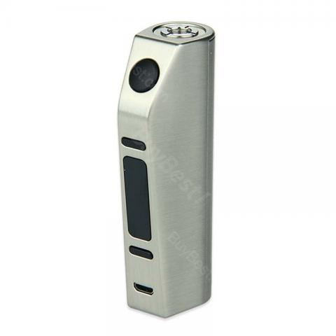 cheap 75W Eleaf ASTER TC Box MOD - Brushed Silver