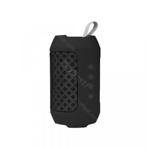 cheap BS-116 Outdoor Portable Bluetooth 4.2 Speaker, Black