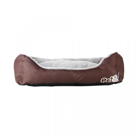 cheap Soft Plush Comfortable Warm Pet Bed