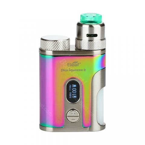 100W Eleaf Pico Squeeze 2 Kit with Coral 2 Atomizer