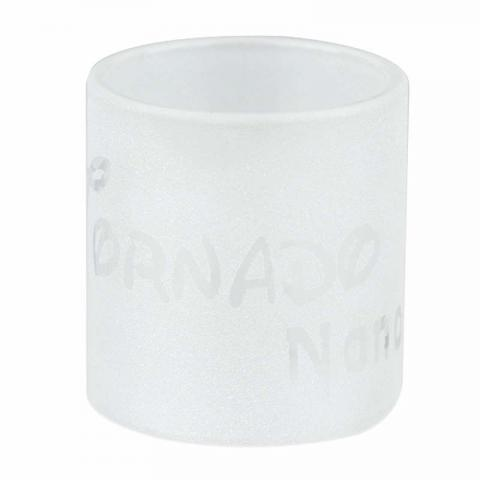 cheap IJOY Tornado Nano Frosted Glass Tube With Logo - 4ml, Frosted