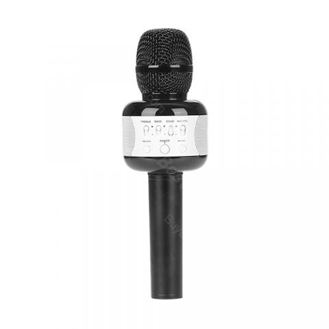 cheap BBGear E106 Bluetooth Microphone with Built-in 2200mAh Rechargeable Battery, Black