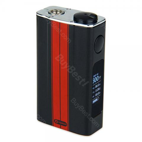 cheap 80W Joyetech eVic VTwo TC Mod - 5000mAh, Cool Black
