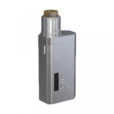 cheap 100W Wismec Luxotic MF Kit with Guillotine V2 (with Screen) - Silver