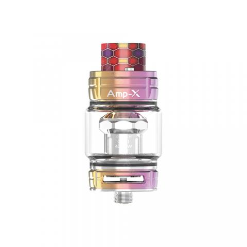 cheap Ample Amp-X Subohm Tank Atomizer - 6ml, Rainbow