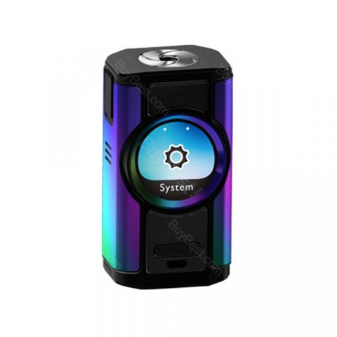 cheap 220W Aspire Dynamo Mod - Rainbow