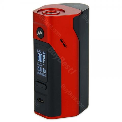 cheap 150W/200W WISMEC Reuleaux RX2/3 MOD  - Red/Black