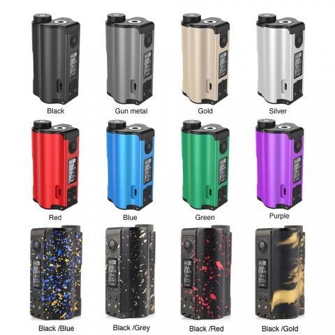 DOVPO Topside Dual TC Squonk MOD