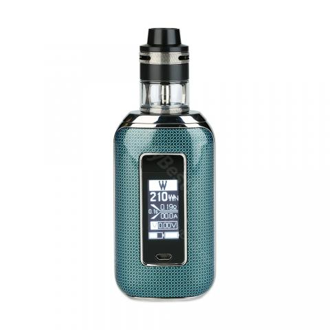 cheap 210W Aspire Skystar Touch Screen Kit with Revvo Tank - Slate Blue 3.6ml